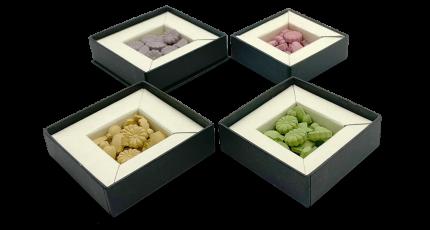 Благовония Shoyeido Himenoka, 241001, 48 ароматических прессованных шт