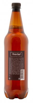Пиво Peterhof Живое светлое 4,6% 1 л