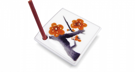 Подставка под аромапалочки Shoyeido, Цветущая слива,734502 Shoyeido Japan
