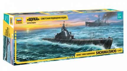 Звезда 1/144 Советская подводная лодка Щука