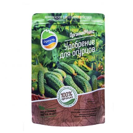 Органическое удобрение OrganicMix для огурцов 10878 0,85 кг