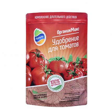 Органическое удобрение OrganicMix для томатов 10879 0,85 кг