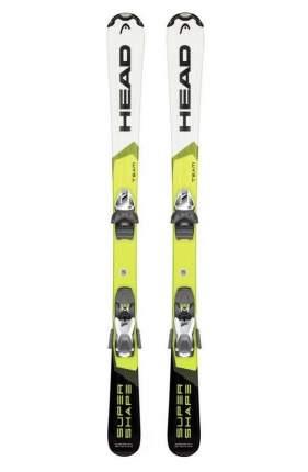 Горные Лыжи С Креплениями Head 2020-21 Supershapeteam+Sx 4.5 Ac 84 White/Yellow (См:97)