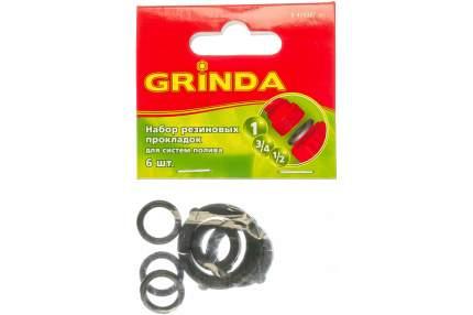 Набор резиновых прокладок GRINDA из