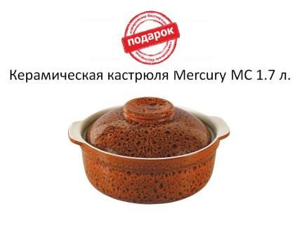 Соковарка MercuryHaus MC-1729 8л+Подарок керамическая кастрюля Mercury