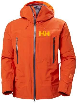 Куртка Горнолыжная Helly Hansen 2020-21 Sogn Shell 2.0 Patrol Orange (Us:s)