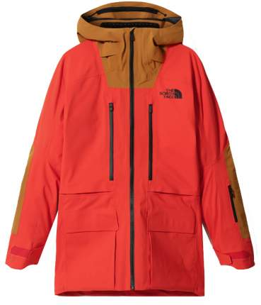 Куртка The North Face A-Cad Futurelight, M INT, flare/timber tan