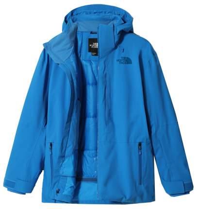 Куртка Горнолыжная The North Face 2020-21 Chakal Clear Lake Blue (Us:xl)