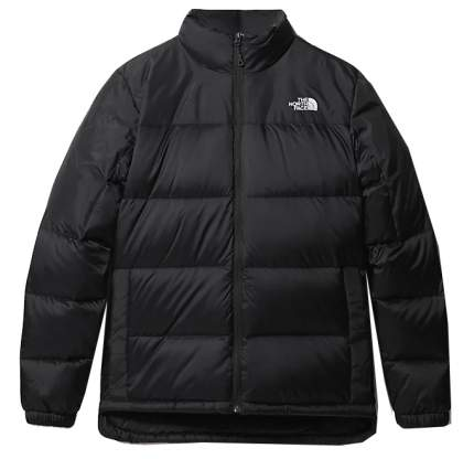 Куртка The North Face Diablo Down Hoodie, L INT, tnf black/tnf black