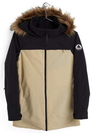 Куртка Сноубордическая Burton 2020-21 Lelah True Black/Irish Cream (Us:xs)