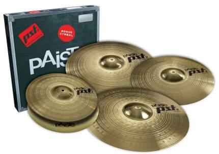 Комплект тарелок Paiste PST3 Universal Set + Bonus 16
