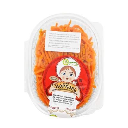 Салат Солюшко морковь по-корейски 150 г