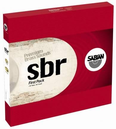 Комплект тарелок SabianSBr First Pack