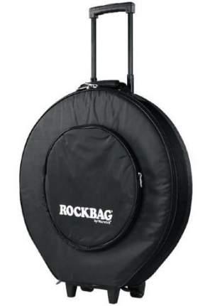 """Чехол для тарелок Rockbag RB22740B/ PLUS на колесах 22"""""""