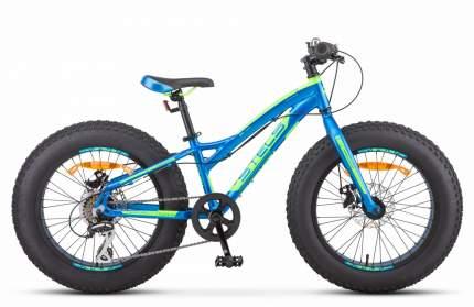 """Велосипед Stels Aggressor MD 20 V010 2019 20"""" синий"""
