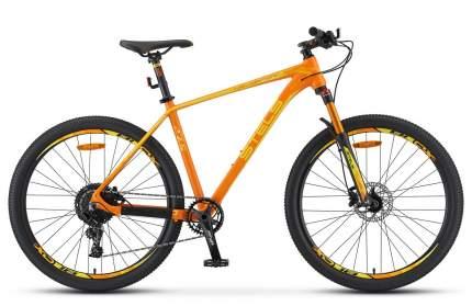 """Велосипед Stels Navigator 770 D 27.5 V010 2020 15.5"""" оранжевый"""