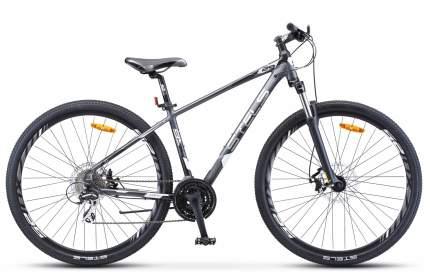 "Велосипед Stels Navigator 950 MD V010 2021 16.5"" серо-серебристо-черный"
