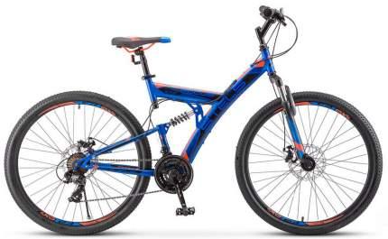 """Велосипед Stels Focus MD 21 Sp 27.5 V010 2018 19"""" сине-зеленый"""