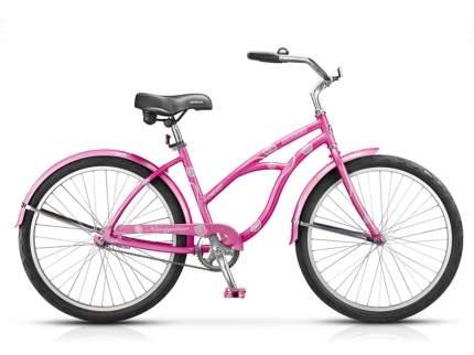 "Велосипед Stels Navigator 110 Lady 1-sp V010 2019 17"" розовый"