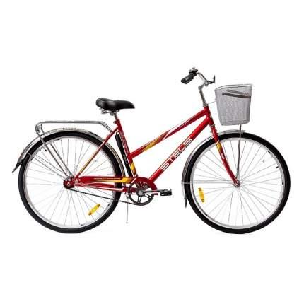 """Велосипед Stels Navigator 300 Lady 28 Z010 2018 20"""" красный"""