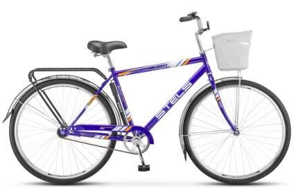 "Велосипед Stels Navigator 300 Gent 28 Z010 2018 20"" синий"