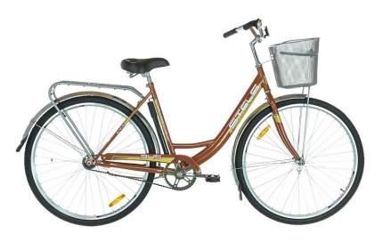 "Велосипед Stels Navigator 345 28 Z010 2018 20"" коричневый"