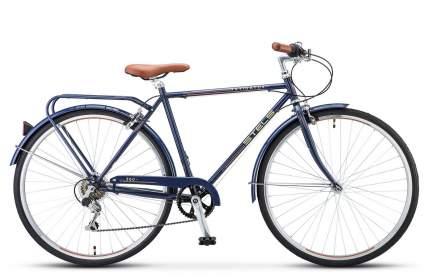 "Велосипед Stels Navigator 360 V010 2018 21.5"" синий"