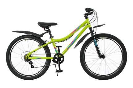 "Велосипед Forward Iris 24 1.0 2021 12"" зелено-бирюзовый"