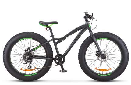 """Велосипед Stels Aggressor D 24 V010 2019 13.5"""" черный"""