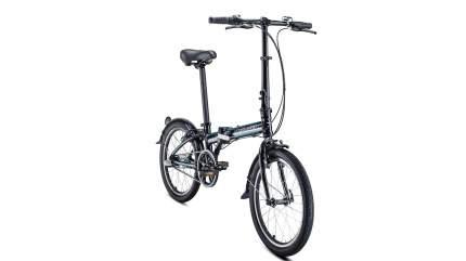 """Велосипед Forward Enigma 20 3.0 2021 11"""" черно-серый"""
