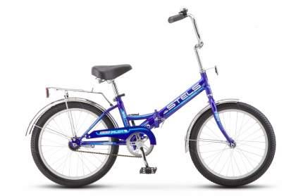 """Велосипед Stels Pilot 310 Z011 2018 13"""" синий"""