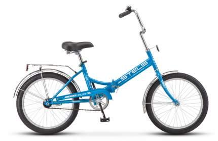 """Велосипед Stels Pilot 410 20 Z011 2018 13.5"""" синий"""
