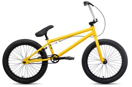"""Велосипед Stels Saber V020 2021 21"""" желтый"""
