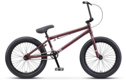 "Велосипед Stels Viper 20 V010 2021 21"" красно-коричневый"
