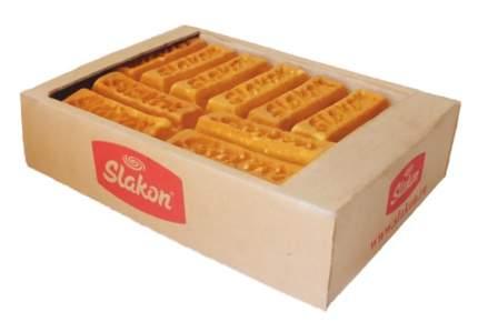 Батончик Slakon бисквитный с творожным вкусом 800 г