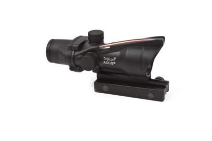 Прицел оптический Marcool ACOG Style 4X32 Fiber Source Red Illuminated Scope (HY9113)