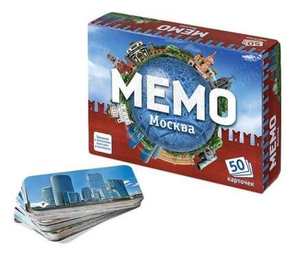 Семейная настольная игра Бэмби Мемо. Москва