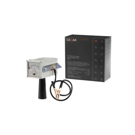 Нагрузочная вилка LECAR НВ-01 для проверки АКБ, 100А