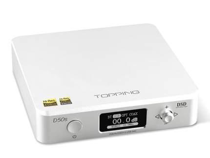 Цифро-аналоговый преобразователь Topping D50s