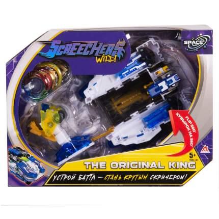 Трансформер Screechers Wild  Аэроскричер 2-в-1 Ориджинал Кинг 39131