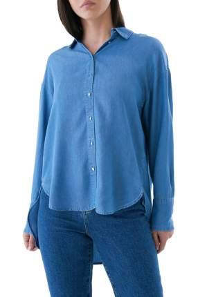 Блуза женская ZARINA 328461341 голубая 42