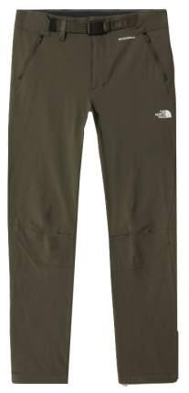 Спортивные брюки The North Face Diablo Ii, taupe green, 28 EU