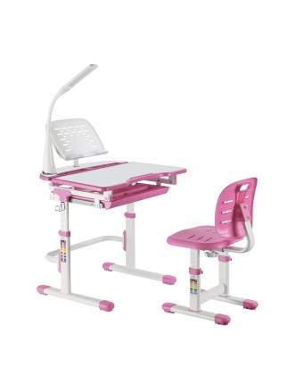 Комплект Set Holto-12 c лампой розовый