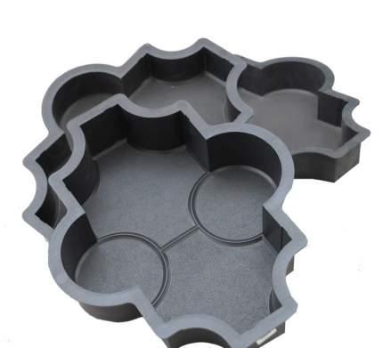 Форма для тротуарной плитки Цветок