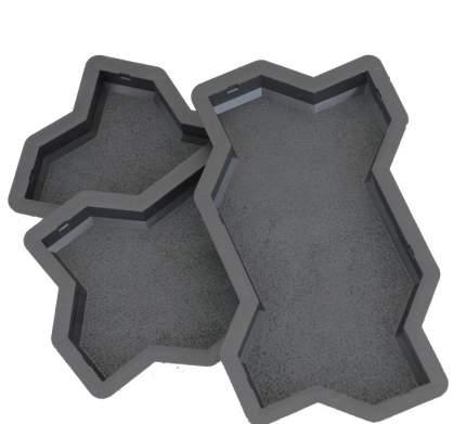 Форма для тротуарной плитки Волна