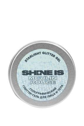 Голографический глиттер-гель Shine Is