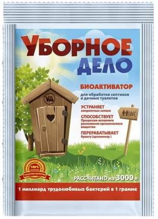 Биоактиватор для обработки септиков и дачных туалетов 40 гр.