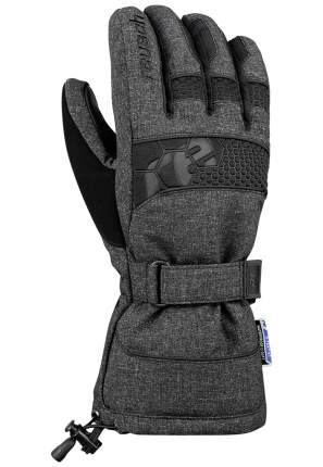 Перчатки Горнолыжные Reusch 2018-19 Connor R-Tex Xt Black Melange (Inch (Дюйм):8,5)