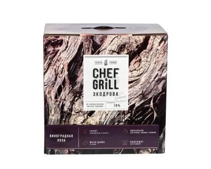 Дрова из виноградной лозы Chef Grill ЭДВЛ8К7 8 кг