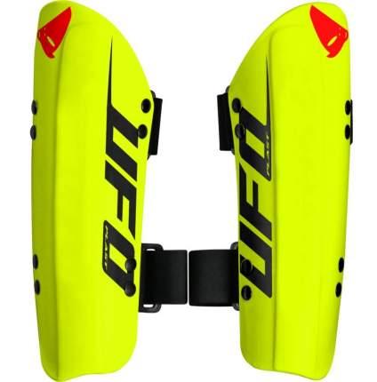 Слаломная Защита Nidecker 2020-21 Adjustable Racing Armguards Neon Yellow (Б/Р)